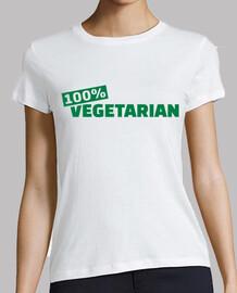100 vegetariana