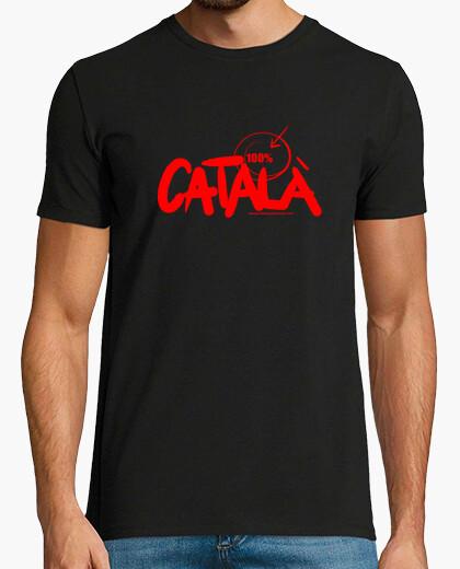 Camiseta 100x100 Català Hombre
