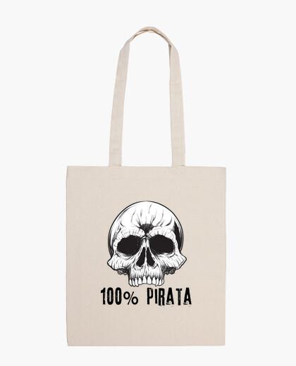 Bolsa 100x100 Pirata
