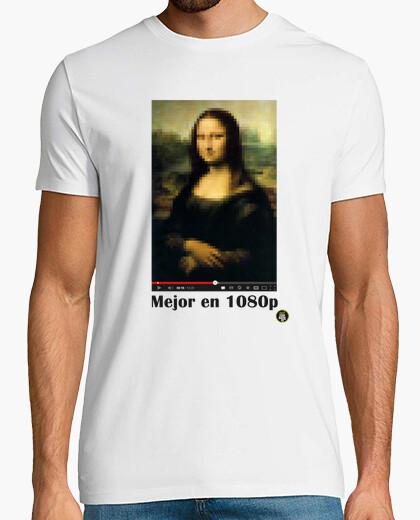 Camiseta 1080p