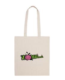 10 litros bolsa - logotipo zombimania