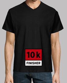 10k dorsale de finition