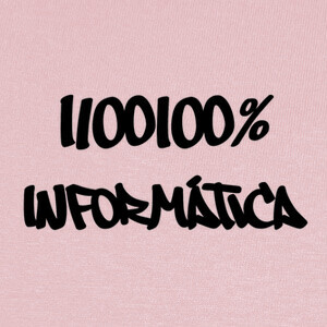 Camisetas 1100100% Informática