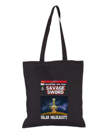 11 Savage sword bag bolsa de tela