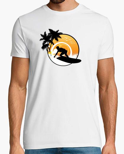 Tee-shirt 11sticks de surf 4