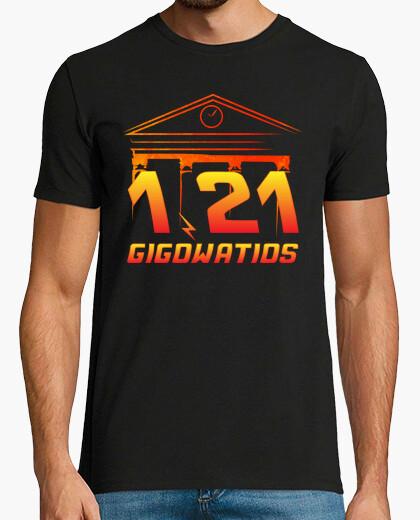 Camiseta 1,21 gigowattios!!