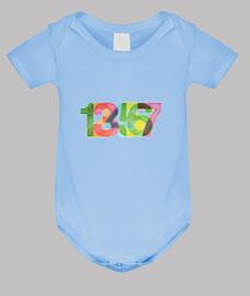 123456 pop // baby body / blue