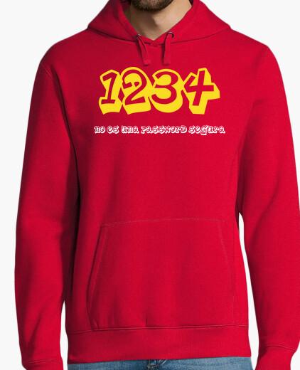 Jersey 1234 contraseña