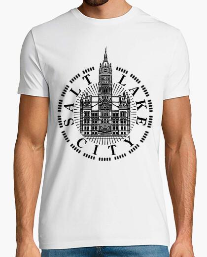 Camiseta 123 - salt lake city, utah