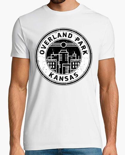Camiseta 128 - parque de overland, kansas