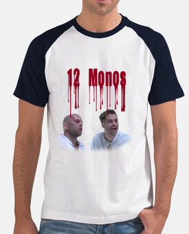 12 Monos - Soy mentalmente divergente (Twelve Monkeys -  I am mentally divergent)