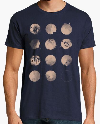 Camiseta 12 moons