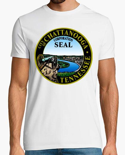 Tee-shirt 137 - chattanooga, tennessee