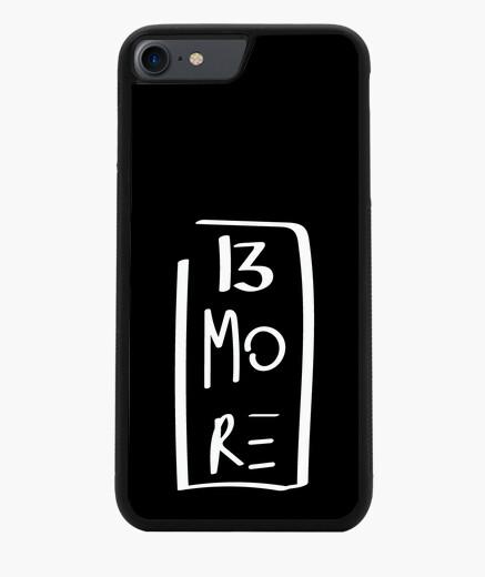 Funda iPhone 7 / 8 13 more logo