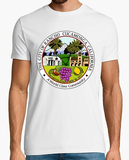 Camiseta 141 - rancho cucamonga, california