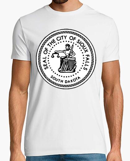 Camiseta 145 - sioux falls, dakota del sur