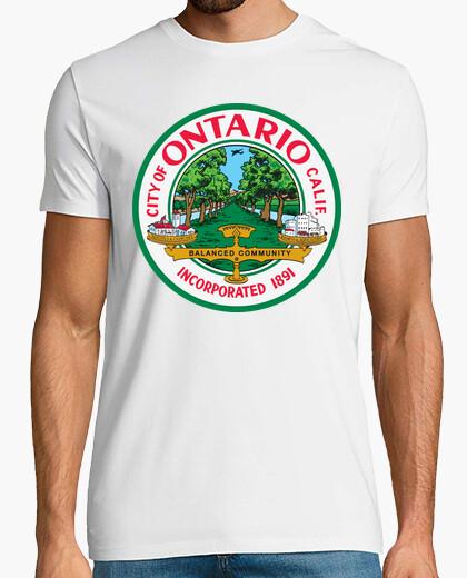Camiseta 147 - ontario, california