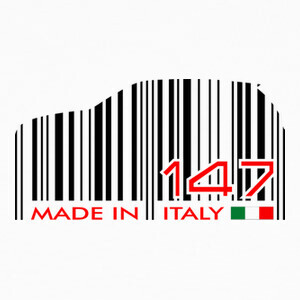 Camisetas 147 Made in Italy