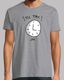 14 clock / clock (inktober 2018)