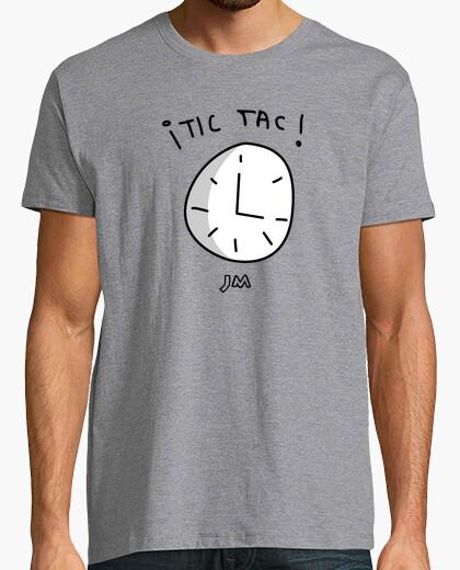 14 clock / clock (inktober 2018) t-shirt