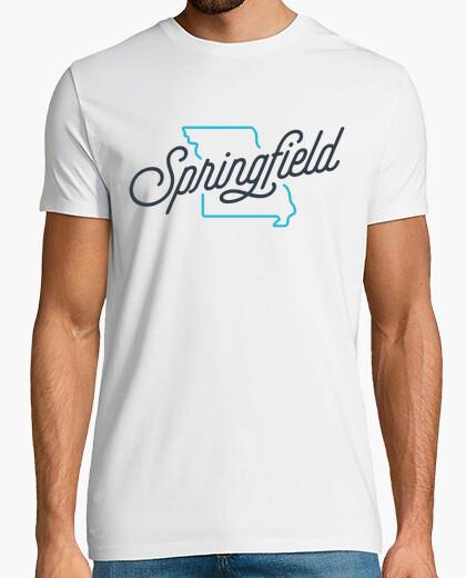 Camiseta 150 - springfield, missouri