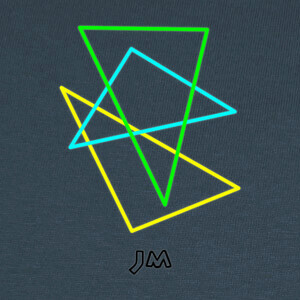 Camisetas 16. Angular / Anguloso (Inktober 2018)