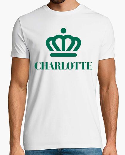 Tee-shirt 17 - charlotte, caroline du nord