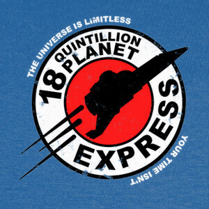 18 Quintillion Planet Express T-shirts