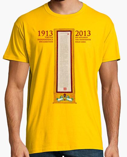1913 declaration t-shirt