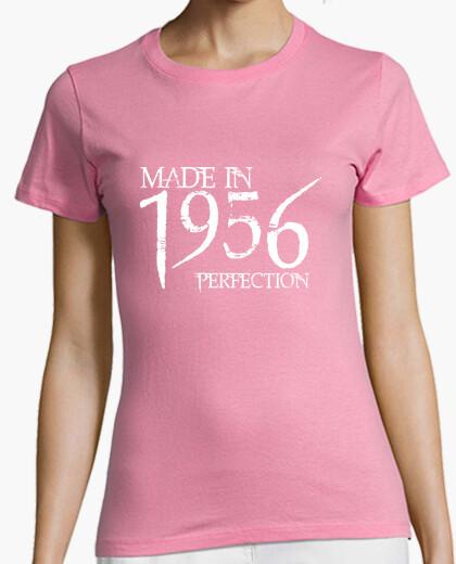 Camiseta 1956 Northwood Blanco