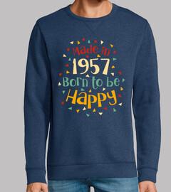 1957 geboren um glücklich zu sein