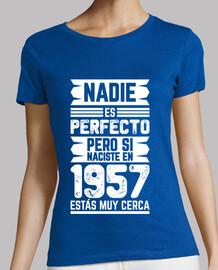 1957, nessuno è perfetto, 62 anni
