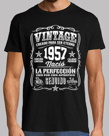 1957 vintage 61 birthday 61 years
