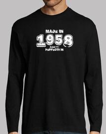 1958 hardrock blanc