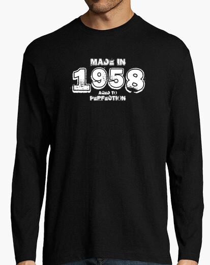 Camiseta 1958 HardRock Blanco