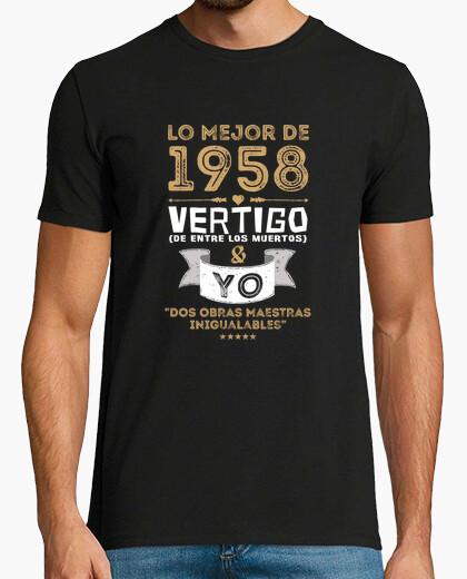Camiseta 1958 Vertigo & yo