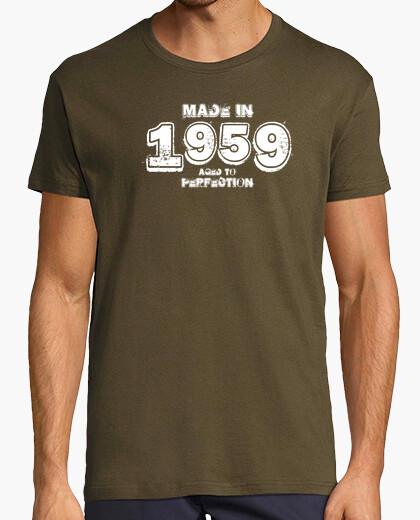 Tee-shirt 1959 hardrock blanc