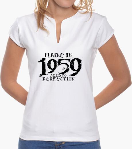 Camiseta 1959 KiraLynn Negro
