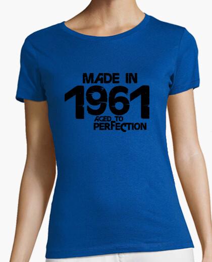 Camiseta 1961 FarCry Negro