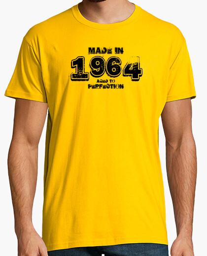 Tee-shirt 1964 pierre noire et dure