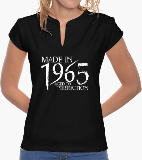 Tee-shirt 1965 northwood blanc