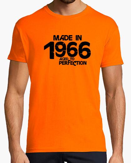 Camiseta 1966 FarCry Negro