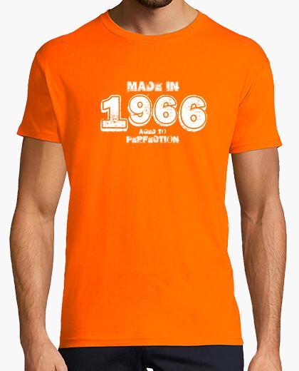 Camiseta 1966 HardRock Blanco