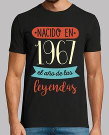 1967, el Año de las Leyendas, 52 años