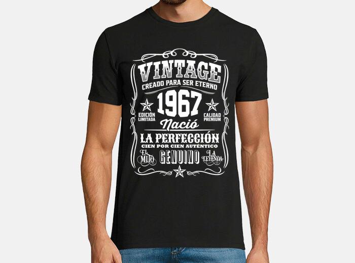 835d0626b5b67 Tee-shirt 1967 vintage 51 anniversaire 51 ans - 1324215   Tostadora.fr