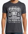 1967 Vintage 52 Cumpleaños 52 Años (Personalizada)