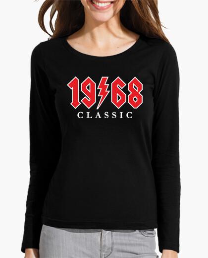 1968 classic rock gift 59th birthday T-shirt - 1989404  d2ac7a663