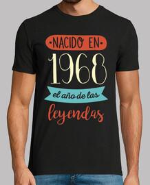 1968, El Año De Las Leyendas, 51 años