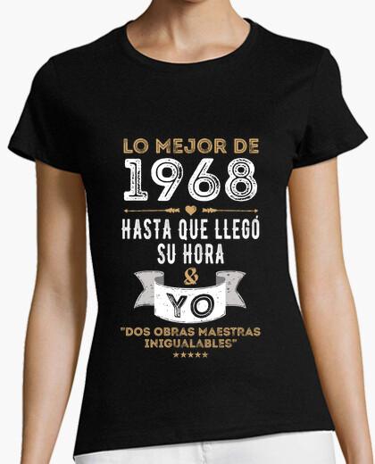 Tee-shirt 1968 heure et moi