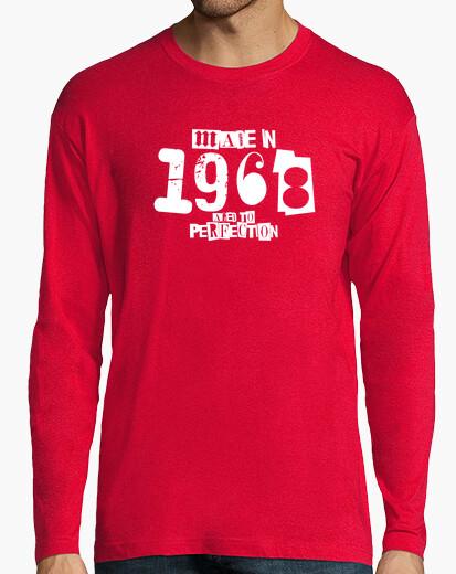 T-shirt 1968 kingsofpacifica bianco